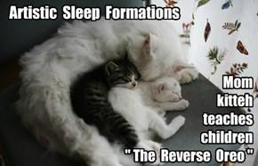 Artistic Sleep Formations
