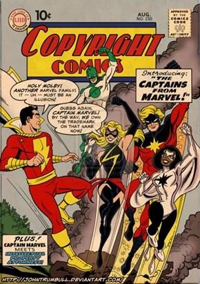 Wait... Who's Captain Marvel?
