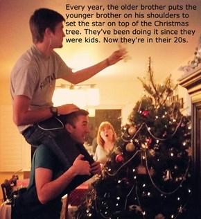 A Wonderful Christmas Tradition