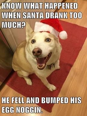 Dad Joke Dog: Christmas Edition