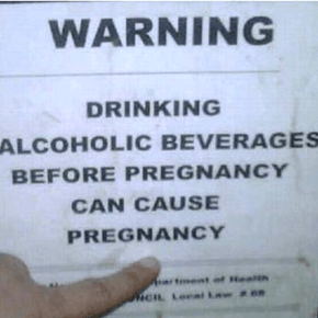 Drinking Alcohol Can Lead to Some Terrible Things