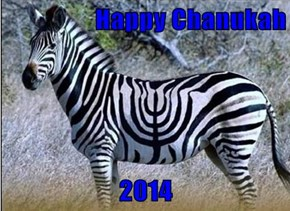 Happy Chanukah  2014