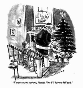 The Sad Reality About Santa