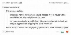 Horror at 3:00 AM