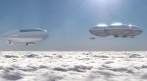 NASA Wants to Explore Venus With Manned Airships