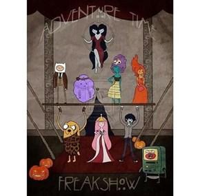 Adventure Time: Freak Show