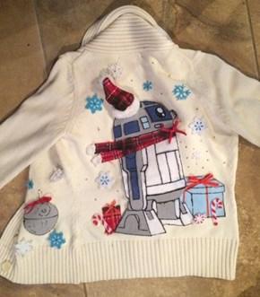 Hoth a holly jolly Christmas