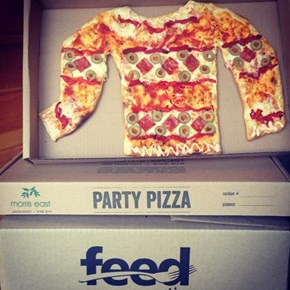 Now in Pizza Form!