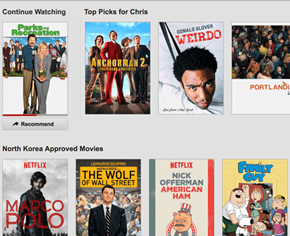 Netflix Has a New Movie Category