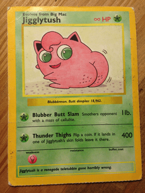 Anybody Remember Pukémon Cards?