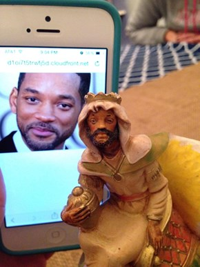 The Fresh Prince of Bethlehem