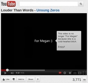Damn Megan, What'd You Do?!