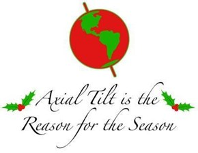 Praise the Axial Tilt