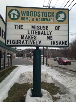 I Know Where I'm Buying My Next Hammer