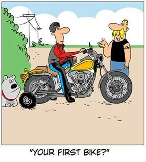 Ok, It Is An Easy Rider