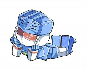 Hey, Soundwave, Whatcha Thinkin' 'Bout?