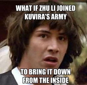 Zhu Li Is SPY!