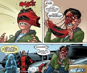 Mean Joe Deadpool