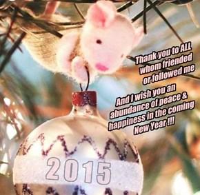 HAPPY New Year !!!!