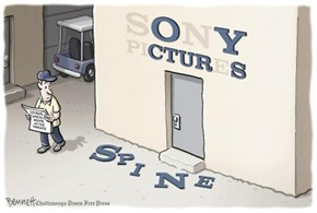 Sony's Sign