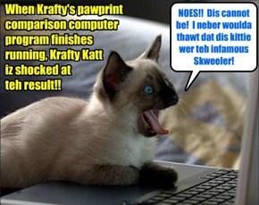 Krafty haz a SURPRIZE!!