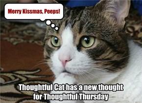 Merry Kissmas, Peeps!