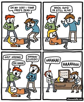 Dead Joke