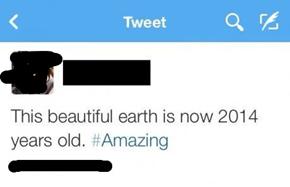 Happy Birthday, Earth!