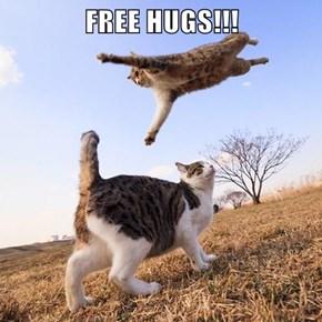 FREE HUGS!!!