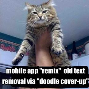 "mobile app ""remix"" 4 the desperate"