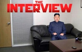If North-Korea would complain they'd have to confess knowing this couch.