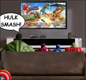 Game Night In Avengers Tower