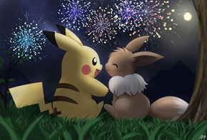 Happy New Years Eevee!