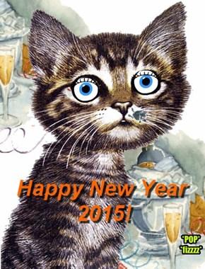 Happy New Year Cheezpeeps!