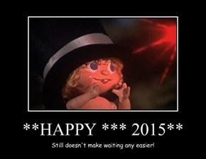 **HAPPY *** 2015**