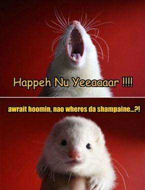 Happeh Nu Year!