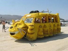My Neighbor Cat Bus