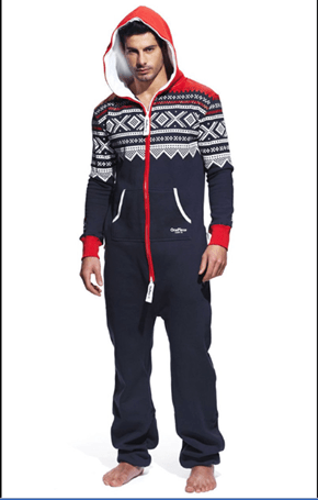 Are Onesies Acceptable Leaving-the-House Clothing For Adults Yet?