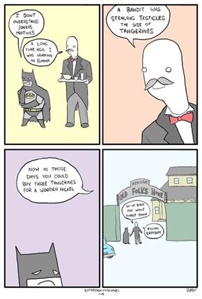 The Most Tragic Batman Story