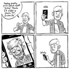 Sad Truth About Selfies