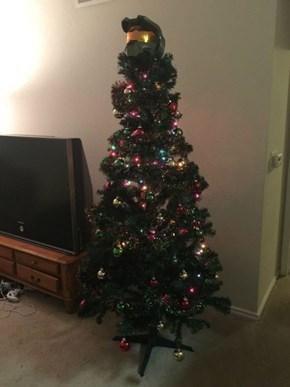 Master Tree, Spruce 117