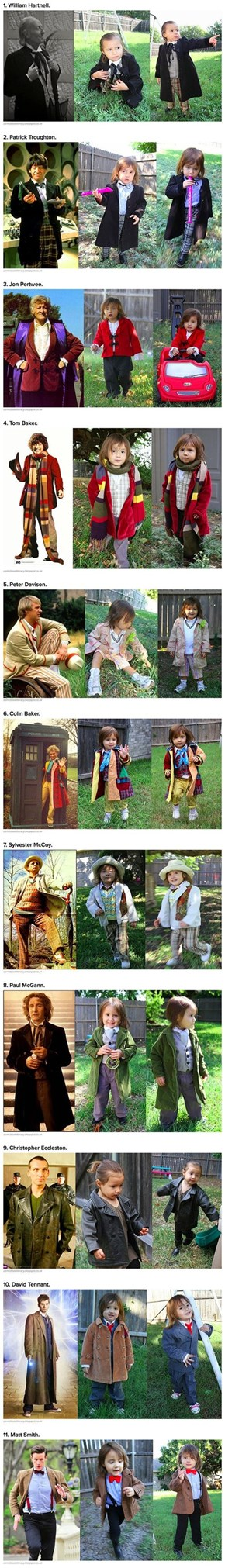 The Tiniest Whovian