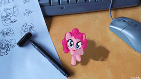 It Looks Like You're Drawing Ponies, Would You Like Help?