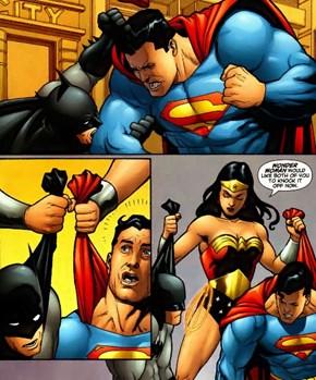 Leaked Plot For Batman vs Superman