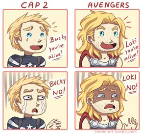 Marvel Cinematic Universe: A Summary