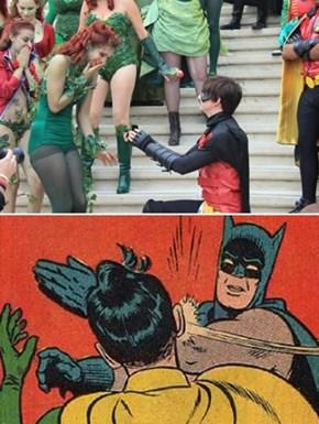 Batman Does Not Approve