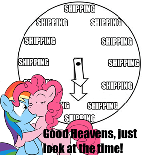 It's Always Time For Shipping Time