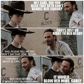 Too Soon, Rick... Too Soon