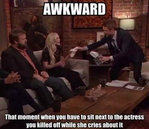 Robert Kirkman Problems