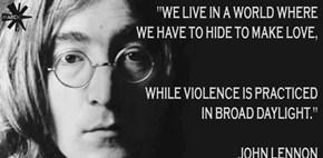 John Lennon - October 9, 1940 - December 8, 1980